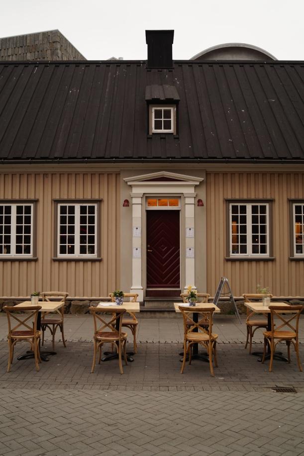Dinner Iceland